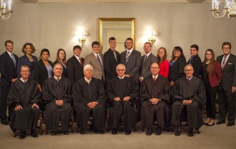 Iowa Supreme Court visits BVU