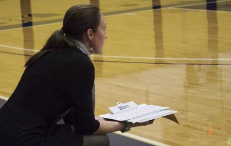 Slight coaching volleyball team to a historic season