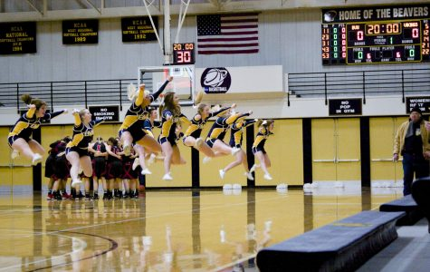 Risk and Trust: A Cheerleader's Story