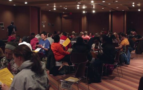 Poverty simulation successfully educates students on issues