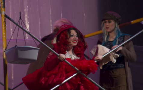 Dream On:  Boston in 'Into the Woods'