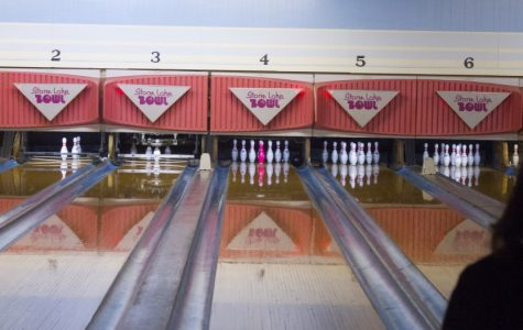 BVU Homecoming: Day 02 – Retro Bowling