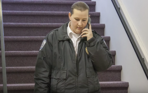 Jessica Garling: BVU Campus Security Investigator
