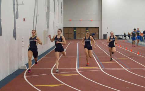 Several individual performance successes at the IIAC Championships