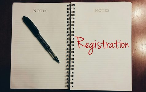 I'm a Hot Mess: The Ups & Downs of Registering for Classes