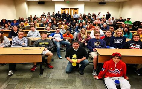 Disney expert encourages BVU students to follow their dreams