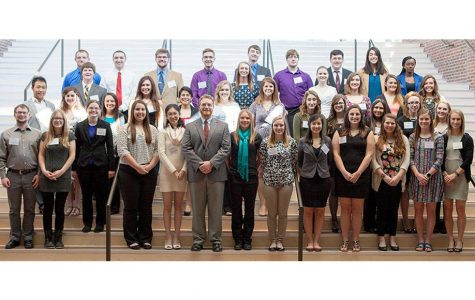 BVU students present at annual Scholars Day