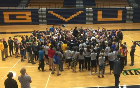 SAAC's first annual kick off event