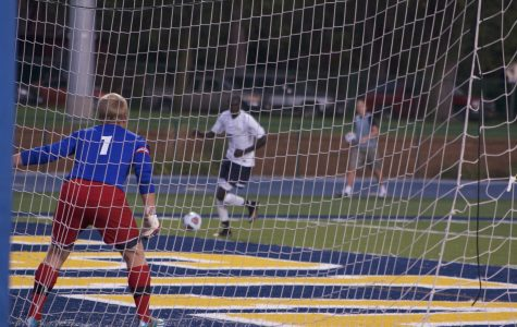 Men and women's soccer open play against three tough match ups