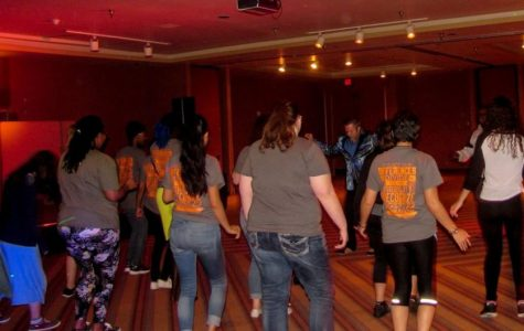 Students Learn to Dance at Salsa Magic