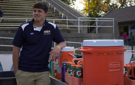 Beyond the playing field: Dylan Peters