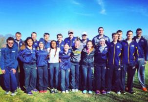 BVU cross country teams finish season at Regional Championships