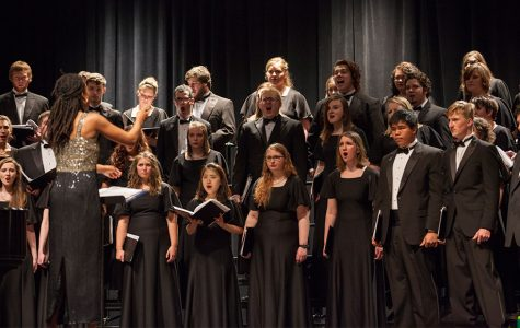 BVU choir is selected to perform in Carnegie Hall