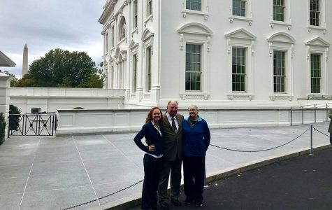 BVU Student Hanna Zinn interns in Washington D.C.