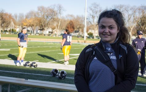 Beyond the playing field: Katie Bishop