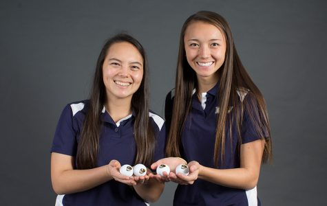 Who's who in Beaver sports: Emily and Elizabeth Kim