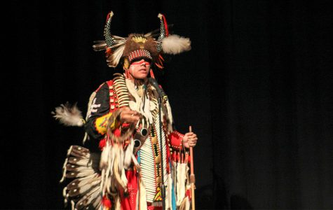 Native American Storytelling presented at ACES