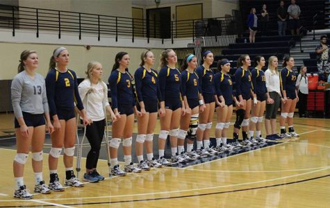 BVU volleyball secures a spot in the IIAC tournament for the third consecutive year