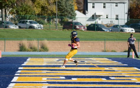 Henningsen selected to play in National Bowl Game