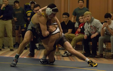 BVU Wrestling finishes season at NCAA Regional Tournament
