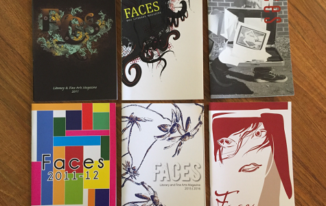 """The """"FACES"""" behind BVU's Literary and Fine Arts Magazine"""