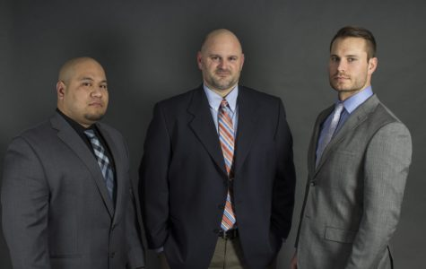 Get to know BVU's three new football coaches