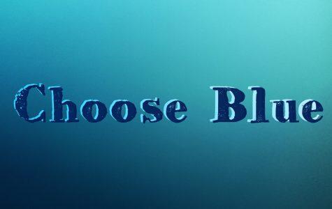 Choose Blue for Autism