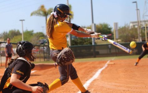 Softball continues season with two sweeps against IIAC opponents