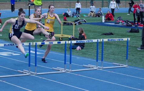 BVU Track and Field team heads outdoors for BVU Invite