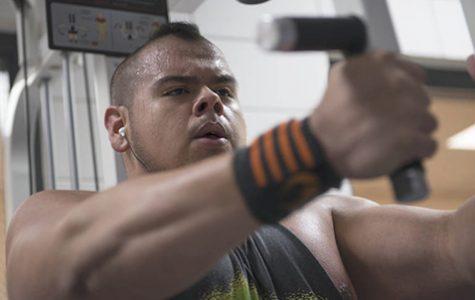 Superfan: Bodybuilder Jesse Garcia