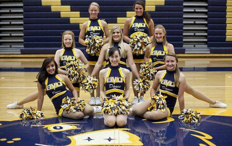 BVU dance team preparing for first state appearance