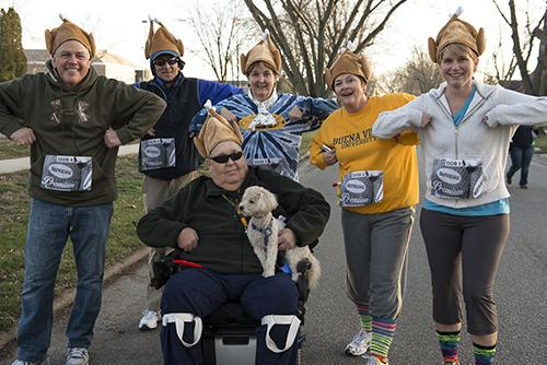 First annual Turkey Trot brings BVU community together