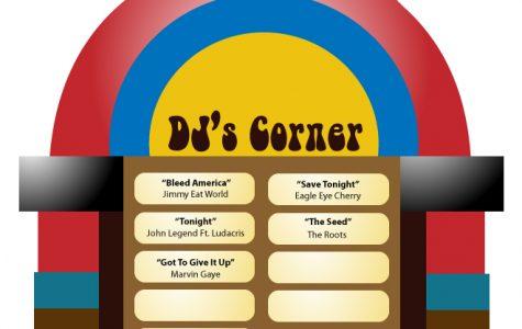 DJ's Corner - Tingleska Hallum