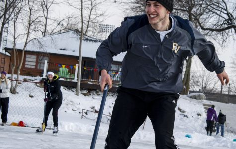 Despite cold weather, Winterfest gets students active