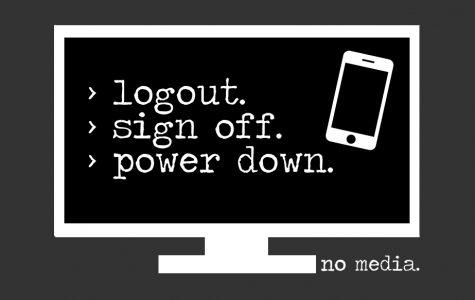 Professor enforces 48 hour media blackout