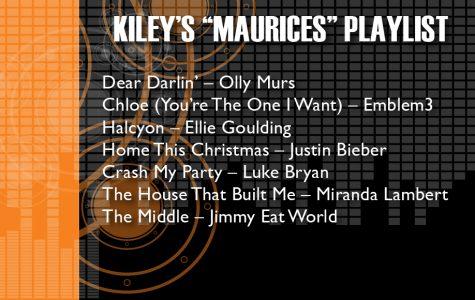 Kiley's Maurices Playlist