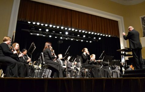BVU Concert Band to perform last concert of the year