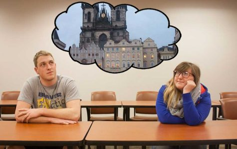 Students accepted to summer criminology school in Prague