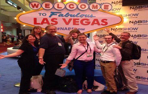 Digital media major meets NAB show