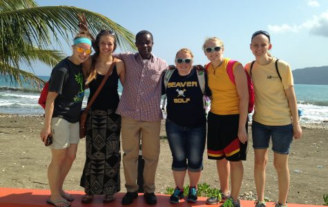 Buena Vista students spend spring break in Haiti