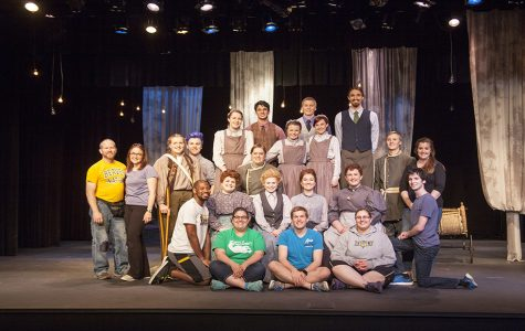 "BVU theatre performs ""Three Sisters"""