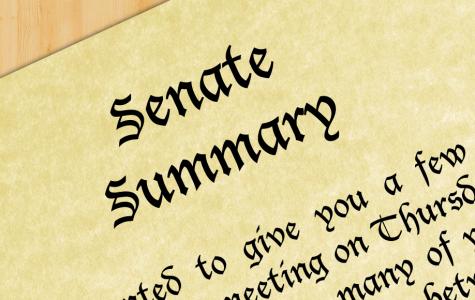 Senate summary: April 3, 2014