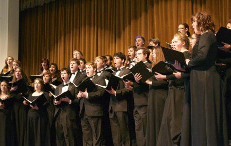 Buena Vista University Choir to go on tour this May