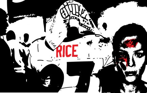 Running back Ray Rice: Reprimand the reward?