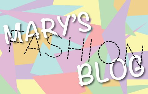 Mary's Fashion Blog: Break