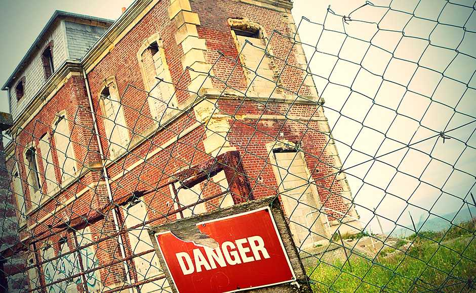 Top Haunted Houses Places In Ia The Tack Online