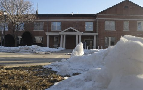 Stuck in the snow: The lack of plowing at BVU