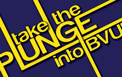 Take the plunge into student involvement