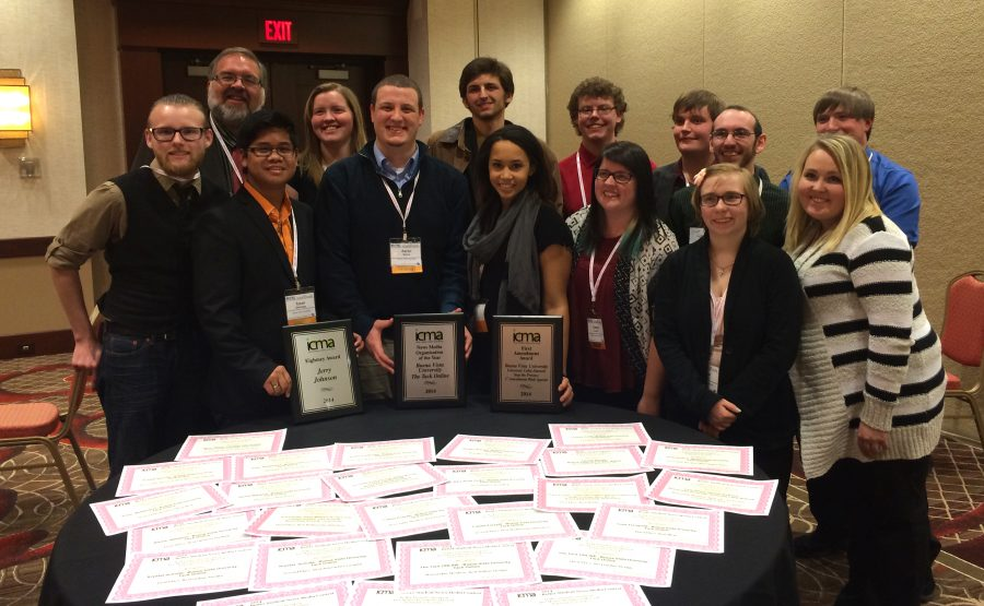BVU receives 29 awards at ICMA Conferences