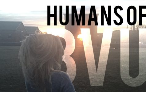 Humans of BVU: Dr. Calle Friesen
